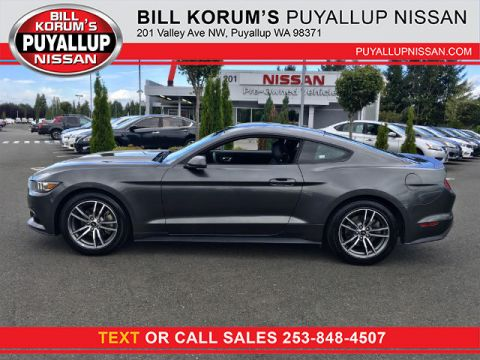 Used Ford Mustang EcoBoost