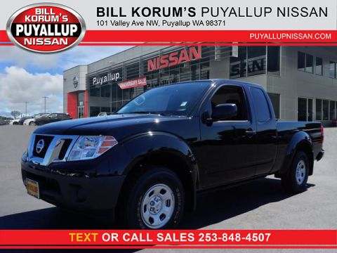 New Nissan Frontier 4X2 S I4 KC