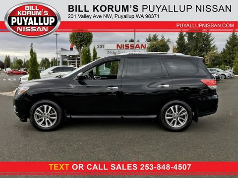Used Nissan Pathfinder SV