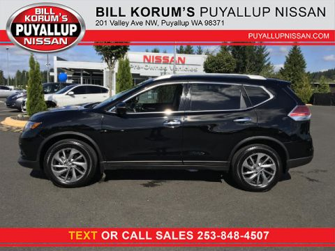 Used Nissan Rogue SL with Navigation