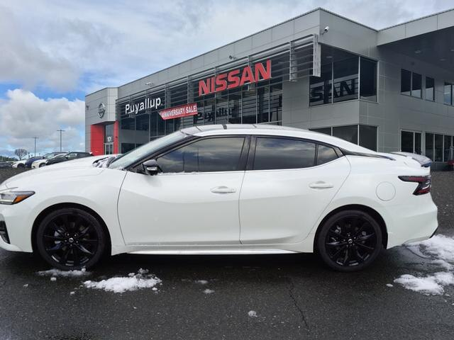 New 2019 Nissan Maxima 3.5 SR SEDAN