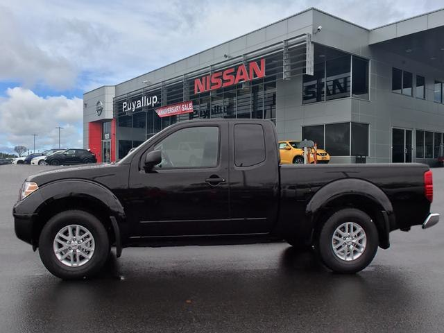 new 2018 nissan frontier sv truck in puyallup 18037 bill korum 39 s puyallup nissan. Black Bedroom Furniture Sets. Home Design Ideas