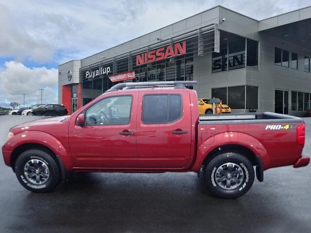 New Nissan Frontier >> New 2019 Nissan Frontier Pro 4x Truck In Puyallup 19192 Bill