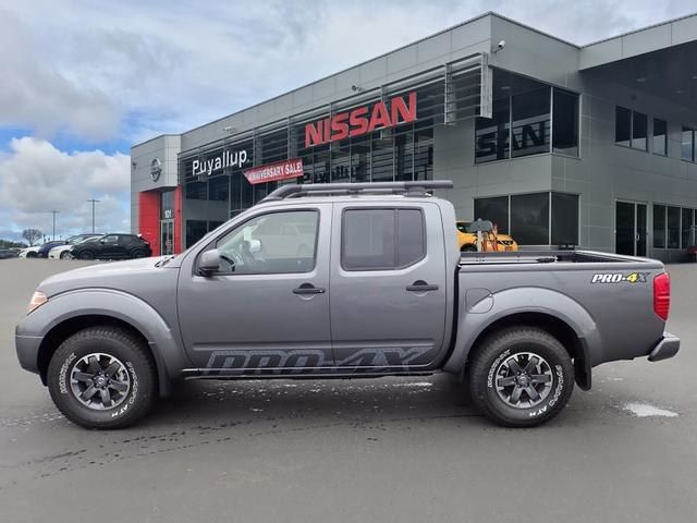 New 2019 Nissan Frontier Pro 4x Truck In Puyallup 19036 Bill