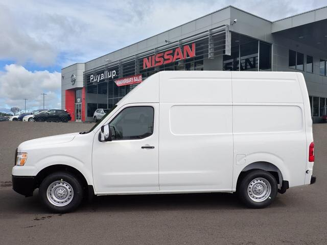 0361f8f146f4f7 New 2018 Nissan NV Cargo NV2500 HD S V8 Cargo Van in Puyallup  18569 ...
