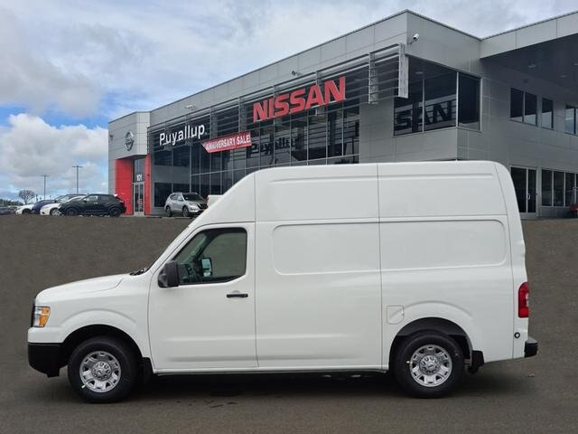 New 2019 Nissan NV Cargo NV2500 HD SV V6