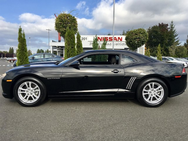 Pre Owned 2014 Chevrolet Camaro Lt W1lt Coupe In Puyallup 2036a