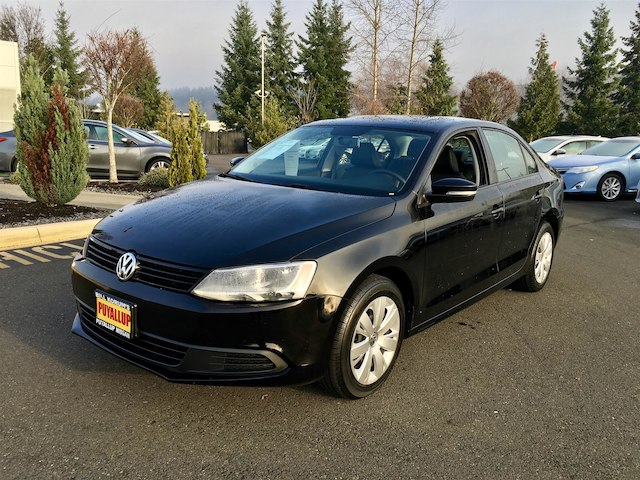 pre owned 2014 volkswagen jetta 1 8t se sedan in puyallup. Black Bedroom Furniture Sets. Home Design Ideas