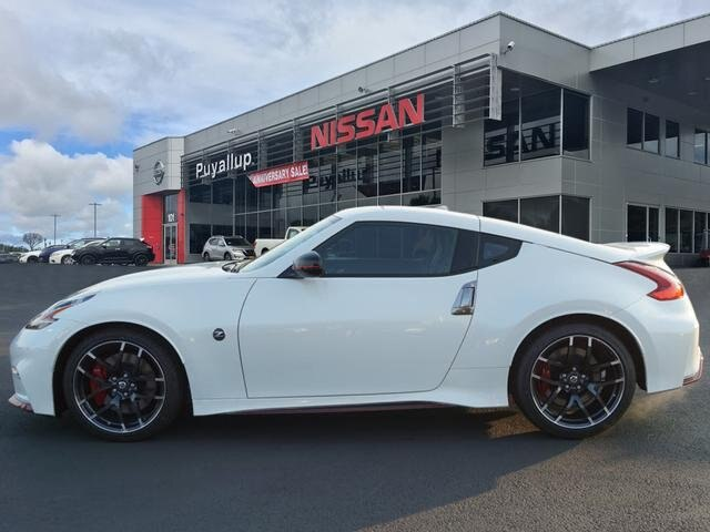 New 2019 Nissan 370Z NISMO Coupe in Puyallup #19047 | Bill ...