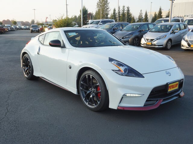 New 2019 Nissan 370z Nismo Coupe In Puyallup 19047 Bill Korum S