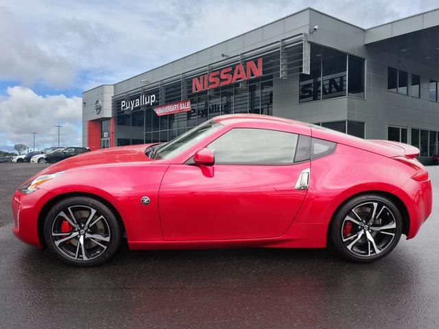 New 2018 Nissan 370z Sport Coupe In Puyallup 18016 Bill Korum S