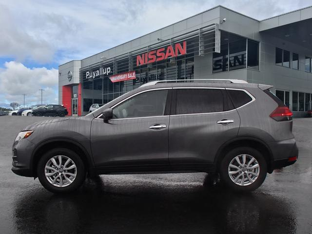 New 2018 Nissan Rogue SV SUV in Puyallup #18076 | Bill ...