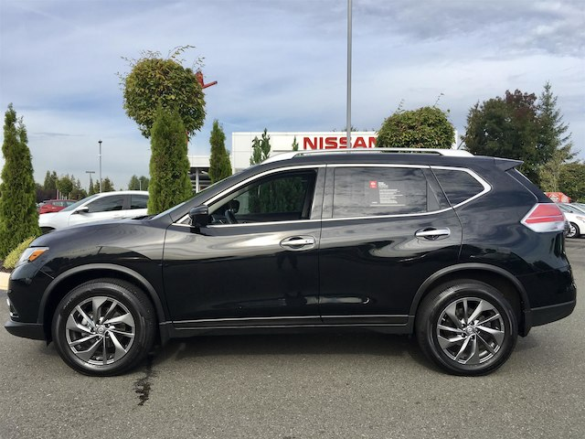 Certified Pre Owned 2016 Nissan Rogue Sl With Navigation