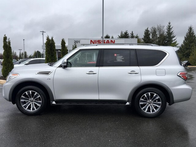 Certified Pre-Owned 2019 Nissan Armada SL with Navigation