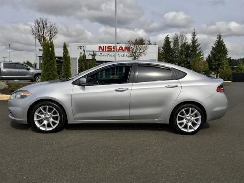 Pre-Owned 2013 Dodge Dart Limited/GT with Navigation