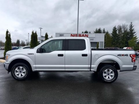 Pre-Owned 2018 Ford F-150 XLT EcoBoost