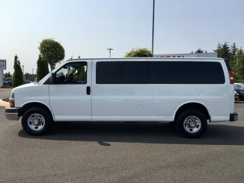 Pre-Owned 2013 Chevrolet Express 3500 LT