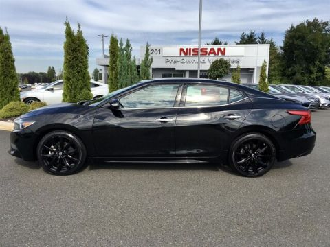 Certified Pre-Owned 2017 Nissan Maxima 3.5 SR