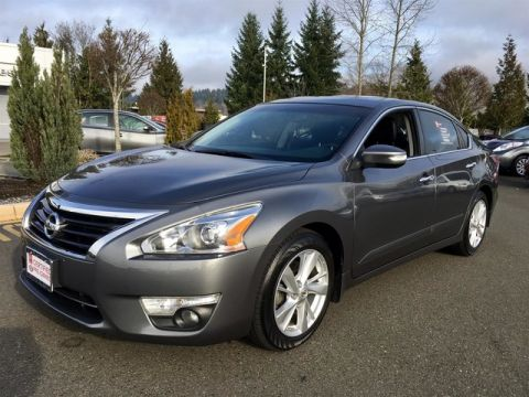 Certified Pre-Owned 2015 Nissan Altima 2.5 SL with Navigation