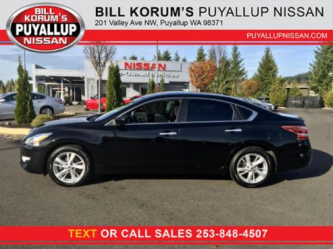 Used Nissan Altima 2.5 SV