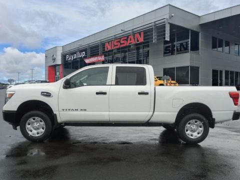 New 2018 Nissan Titan XD S Gas