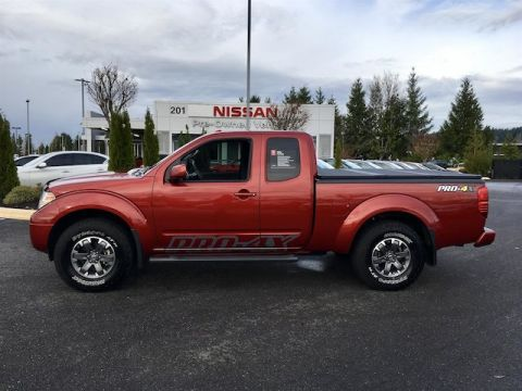 Used Nissan Frontier PRO-4X with Navigation