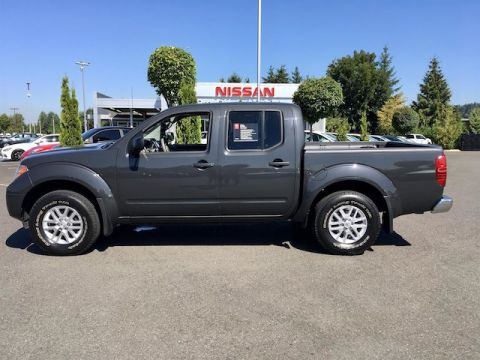 Certified Pre-Owned 2015 Nissan Frontier SV