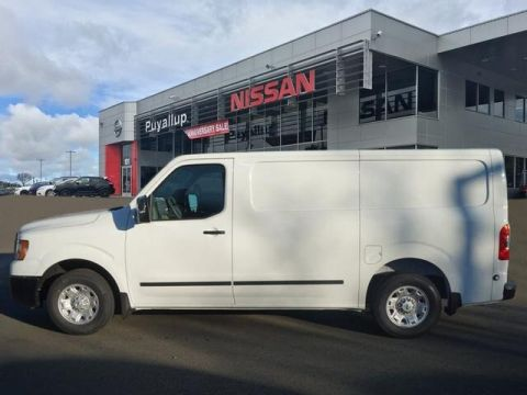 New 2018 Nissan NV Cargo NV2500 HD SV V8