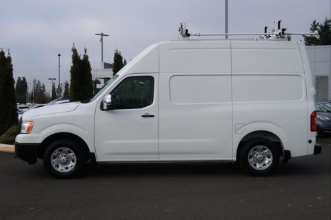 Pre-Owned 2018 Nissan NV Cargo NV2500 HD SV V8