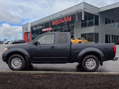 New 2018 Nissan Frontier SV-I4