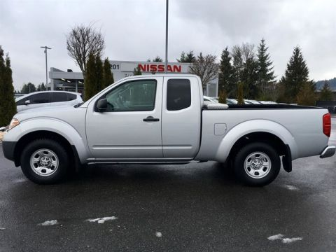 Pre-Owned 2011 Nissan Frontier S