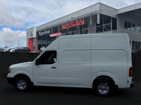 New 2018 Nissan NV Cargo NV2500 HD SV V6