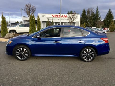 Pre-Owned 2016 Nissan Sentra SR with Navigation
