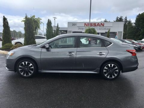 Certified Pre-Owned 2016 Nissan Sentra SR with Navigation