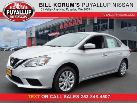 New Nissan Sentra S M/T
