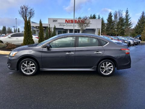 Pre-Owned 2014 Nissan Sentra SR with Navigation