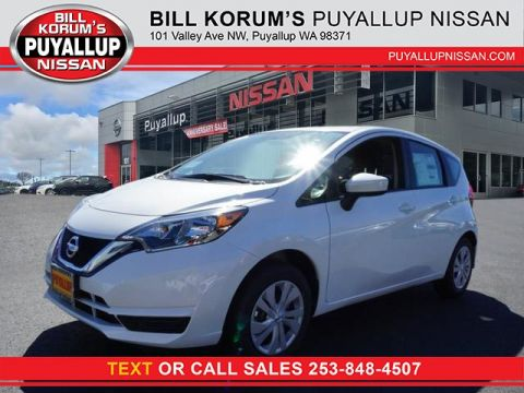 New Nissan Versa Note SV CVT