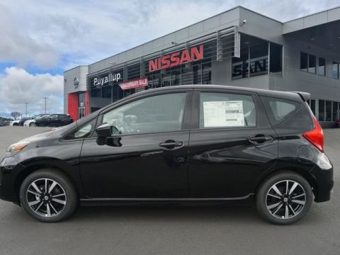New 2018 Nissan Versa Note SR