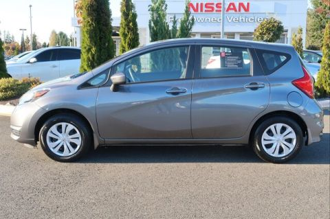 Certified Pre-Owned 2018 Nissan Versa Note S