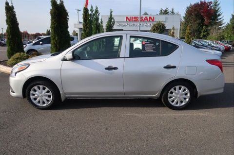 Pre-Owned 2017 Nissan Versa 1.6 S+