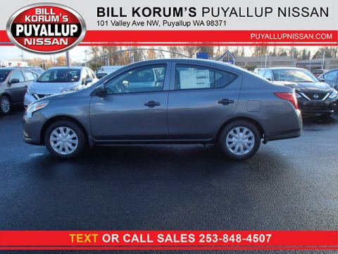 New Nissan Versa VSD S PLUS CVT
