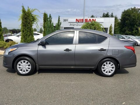 Pre-Owned 2018 Nissan Versa 1.6 S+