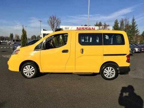 Used Nissan NV200 Taxi with Navigation
