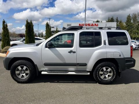 Pre-Owned 2013 Nissan Xterra PRO-4X