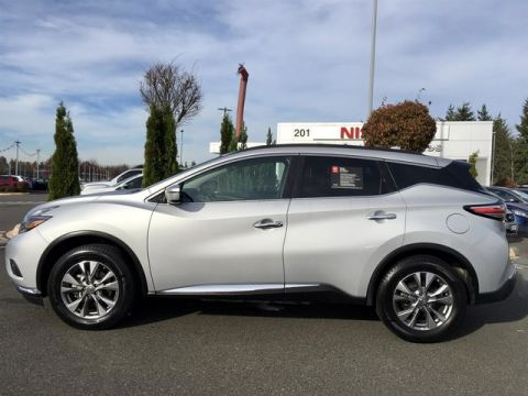 Certified Pre-Owned 2018 Nissan Murano SV with Navigation