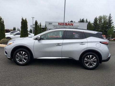 Certified Pre-Owned 2016 Nissan Murano SV with Navigation