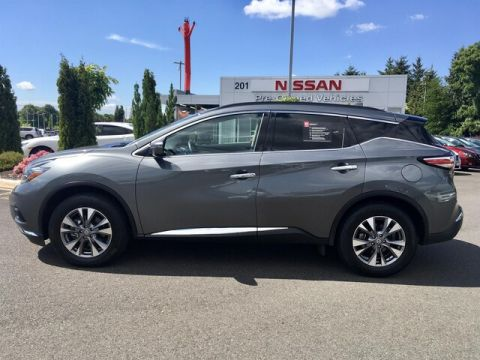 Pre-Owned 2018 Nissan Murano SV with Navigation