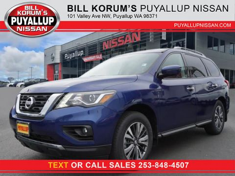 New Nissan Pathfinder SL with Navigation