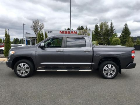 Pre-Owned 2014 Toyota Tundra Platinum with Navigation