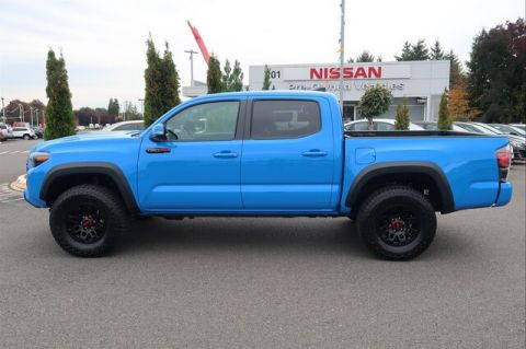 Pre-Owned 2019 Toyota Tacoma TRD Pro